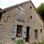 Casa natale della veggente Mélanie Calvat a Corps